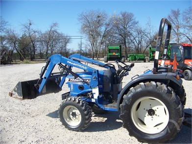 FARMTRAC Less Than 40 HP Tractors Auction Results - 6