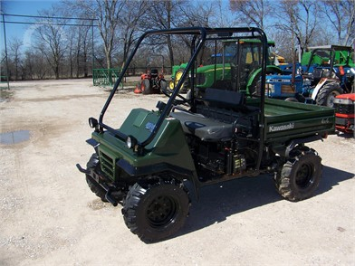 KAWASAKI Utility Vehicles Auction Results - 102 Listings