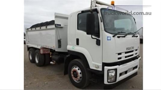 2010 Isuzu FVZ - Trucks for Sale