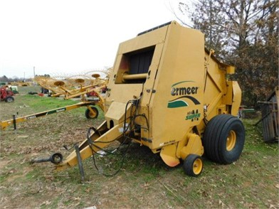 VERMEER 604SM Auction Results - 8 Listings   TractorHouse