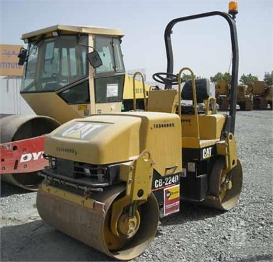 CATERPILLAR CB-224D For Sale - 2 Listings | MarketBook co za - Page