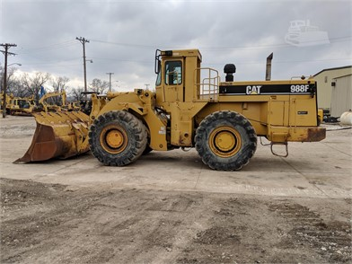 CATERPILLAR 988F Auction Results - 79 Listings | MachineryTrader com