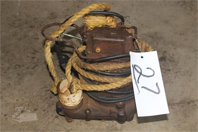 a5f0ac0201d4 Submersible Pump Other Auction Results - 12 Listings   MachineryTrader.com  - Page 1 of 1