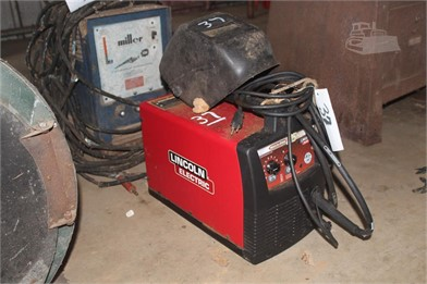 Lincoln 125 Weld Pac Other Auction Results - 1 Listings