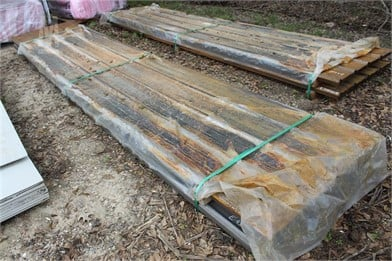 LOT OF 3X16 STEEL ROOFING/SIDING Other Auction Results - 1