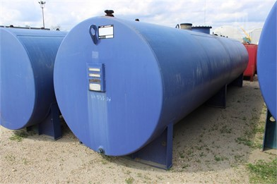 4000 GALLON FUEL TANK - SKID MTD Other Auction Results - 2 Listings on