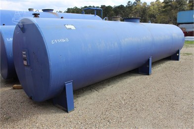 4000 GALLON FUEL TANK - SKID MTD Other Auction Results - 2