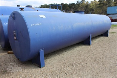 4000 GALLON FUEL TANK - SKID MTD Other Auction Results - 2 Listings
