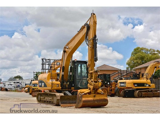 2012 Caterpillar 312D Heavy Machinery for Sale
