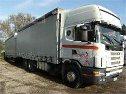 Scania R144l460  Usato