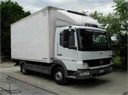 Mercedes-benz Atego 816 Atego 816 -  Euro4 - Chassis...l168022  Uzywany