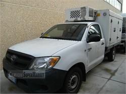 Toyota Hilux D4d  Usato