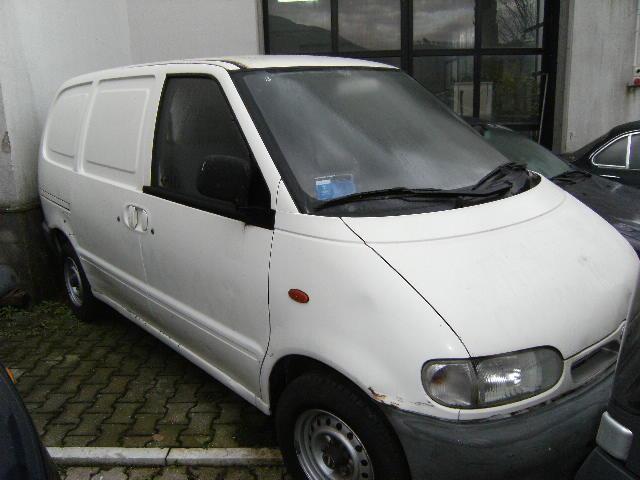Nissan VANETTE CARGO 2.3D Usato
