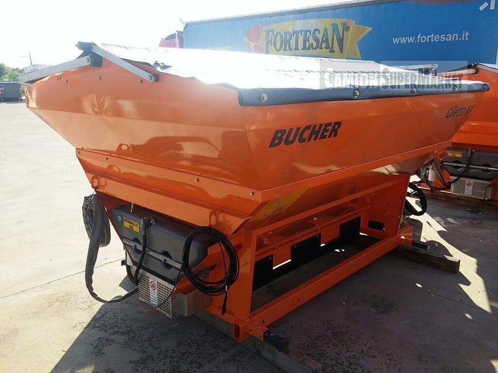 BUCHER|MUNICIPAL GILETTA ONE used 1900