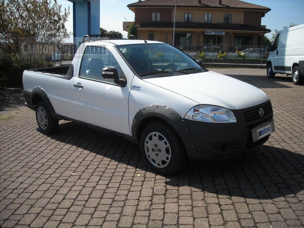 Fiat STRADA Usato 2013 Piemonte