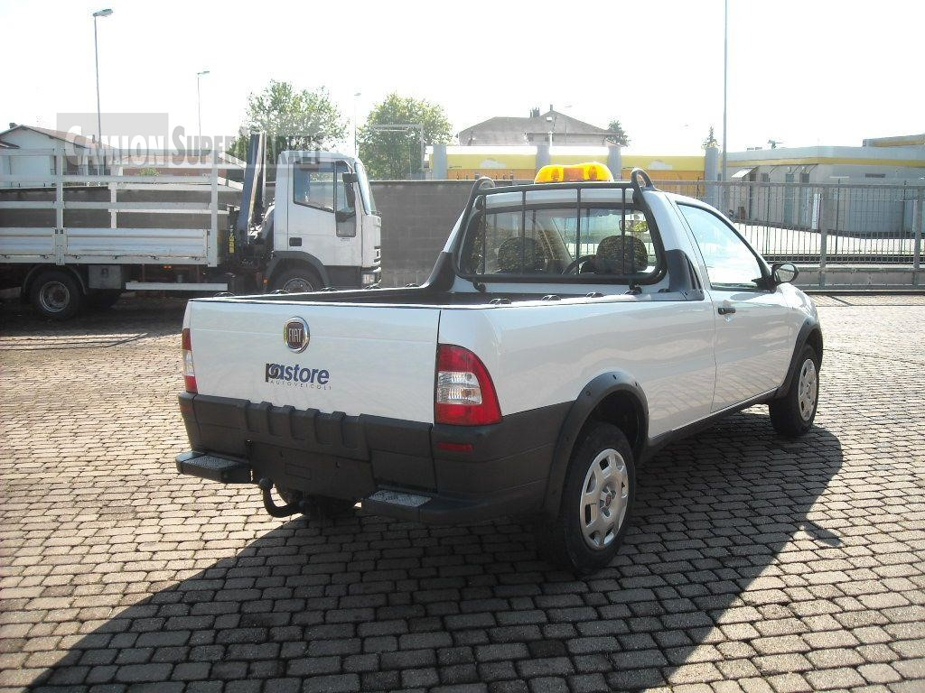 Fiat STRADA Usato 2008
