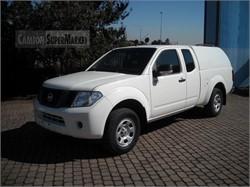Nissan Navara King Cab Usato