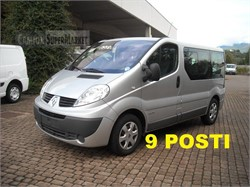Renault Trafic 2.0 Dci 115 Cv L1/h1 – 9 Posti Usato