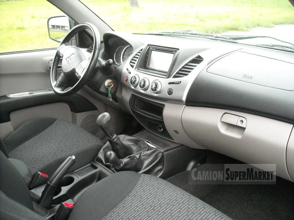 Mitsubishi L200 Usato 2013 Piemonte