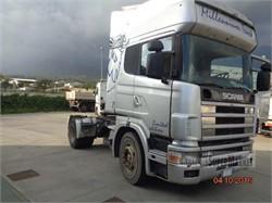 Scania R144.530  Usato