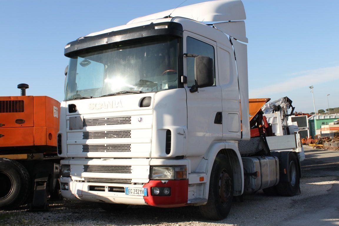 Scania R144 Usato