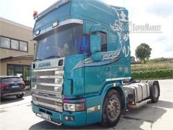 Scania R164l580  Usato