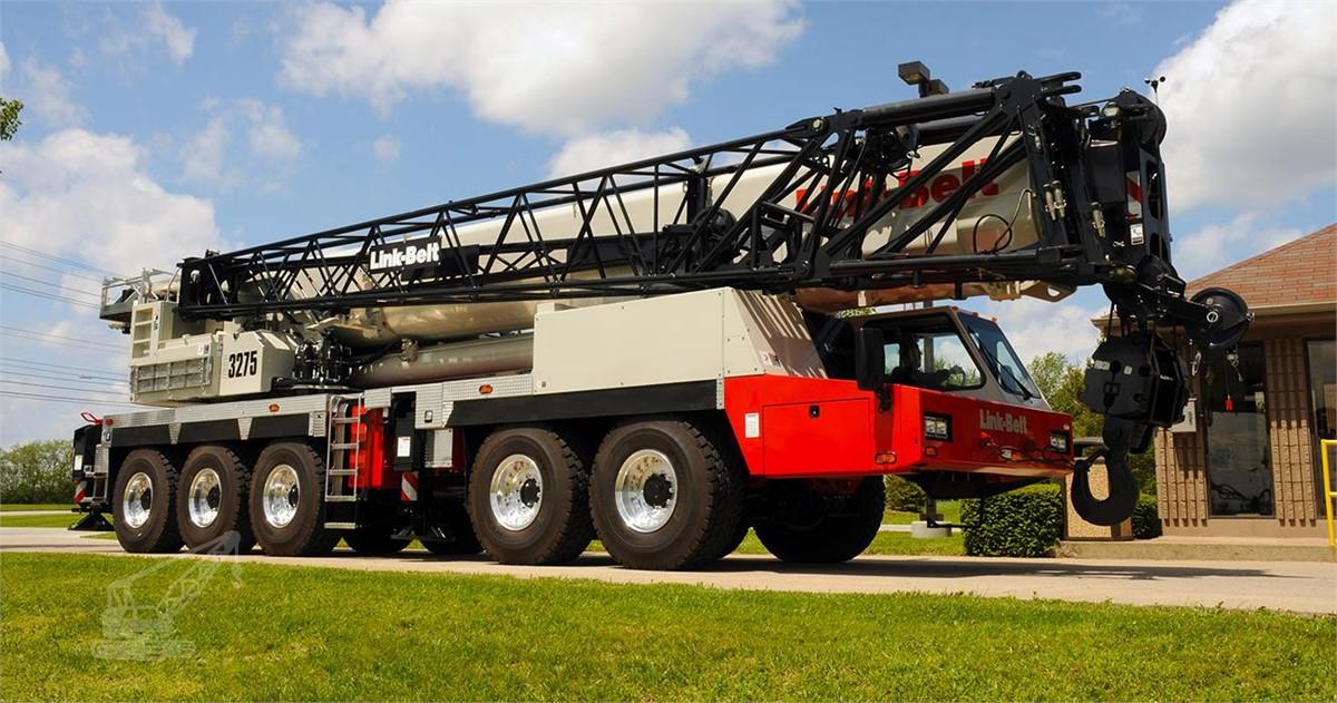2012 LINK-BELT ATC-3275 For Sale In Edmonton, Alberta Canada ...