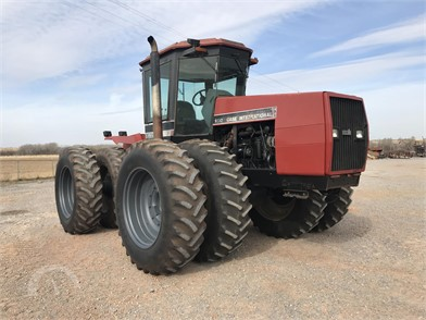 CASE IH 9230 Online Auction Results - 5 Listings