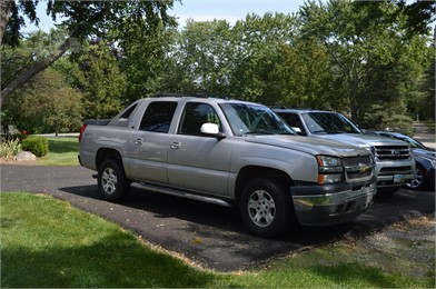 CHEVROLET AVALANCHE Trucks Auction Results - 303 Listings