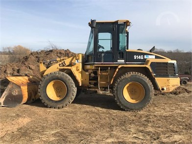 CATERPILLAR Construction Equipment Online Auction Results