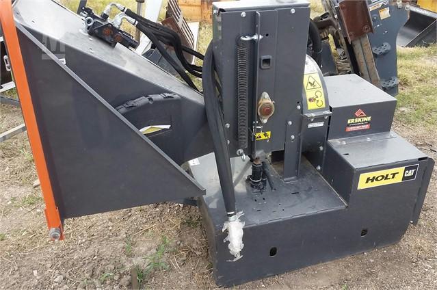 ERSKINE Brush Mulcher/Shredder For Sale In Kemp, Texas