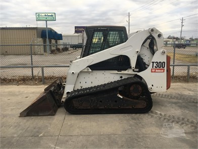 BOBCAT T300 Auction Results - 403 Listings | MachineryTrader com