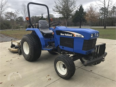 NEW HOLLAND TC30 Auction Results - 10 Listings   AuctionTime