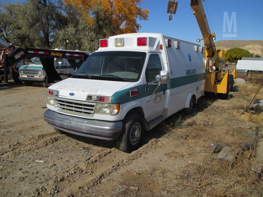 1994 FORD E350 For Sale In Bloomfield, New Mexico