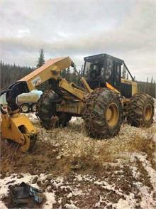 PRENTICE Skidders Forestry Equipment For Sale - 8 Listings
