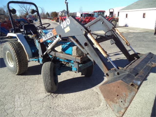 1987 FORD 1520 For Sale In Fenton, Michigan