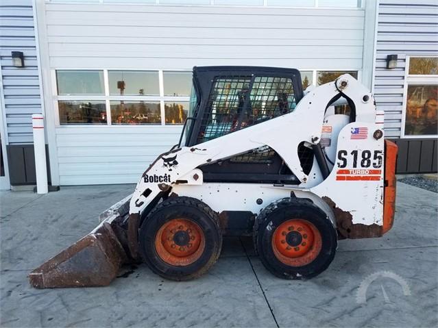 Lot # 5373 - 2002 BOBCAT S185
