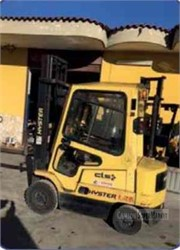 HYSTER H1.75XM  Usato