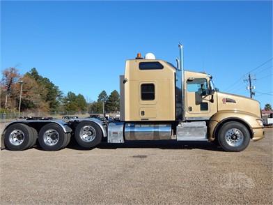 Trucks For Sale In East Texas >> Kenworth T660 Trucks For Sale In Tyler Texas 96 Listings