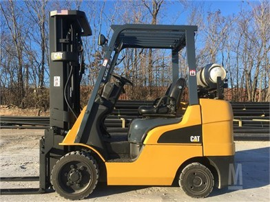 Caterpillar Forklifts Lifts Auction Results - 570 Listings