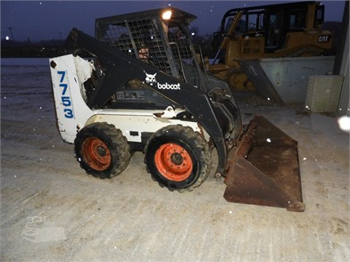 BOBCAT 7753 Auction Results - 29 Listings | MachineryTrader com