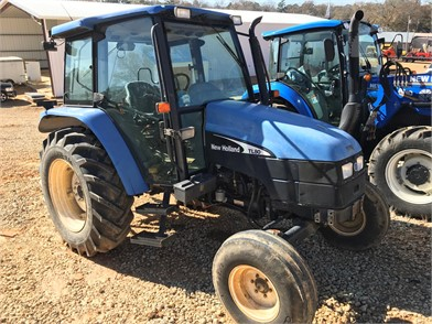 NEW HOLLAND 40 HP To 99 HP Tractors Auction Results - 253 Listings