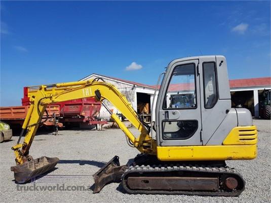 0 IHI 35J Heavy Machinery for Sale