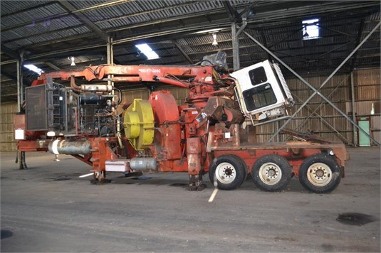 1996 Morbark 30RXL - Heavy Machinery for Sale