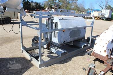 Light Plant W/ Kubota Diesel Engine - Skid Mtd Other Auction
