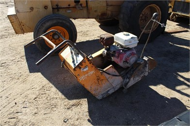 227f9711552 SALVAGE WALK BEHIND CONCRETE SAW-GAS MOTOR Other Auction Results - 1 ...