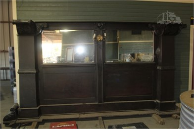 MAHOGANY BACK BAR Other Auction Results - 1 Listings | TruckPaper