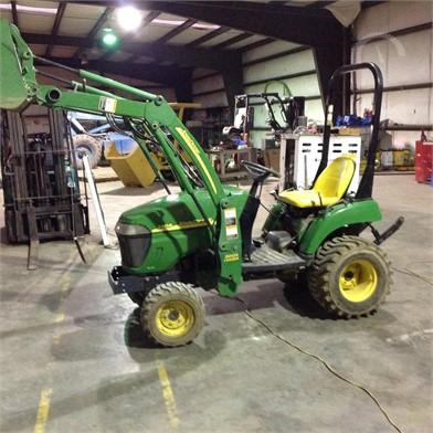 JOHN DEERE Tractors Auction Results - 5954 Listings
