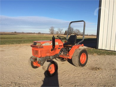 Kubota Less Than 40 HP Tractors Auction Results - 84