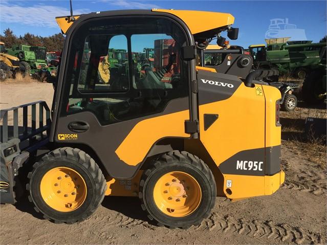 2014 VOLVO MC95C For Sale In Norfolk, Nebraska | www